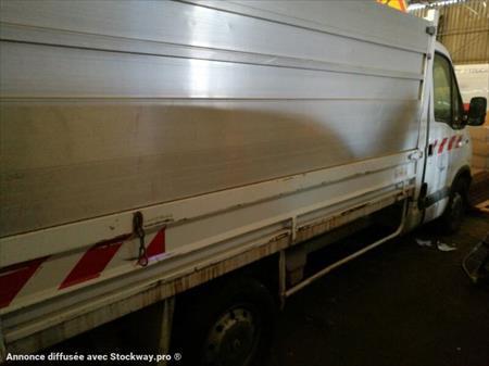 camionnette ptac 3 5 t benne basculante renault master. Black Bedroom Furniture Sets. Home Design Ideas