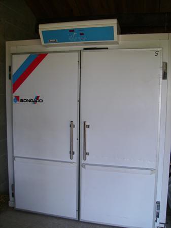 Chambres de pousse contr l e armoires de fermentation en for Chambre de fermentation occasion