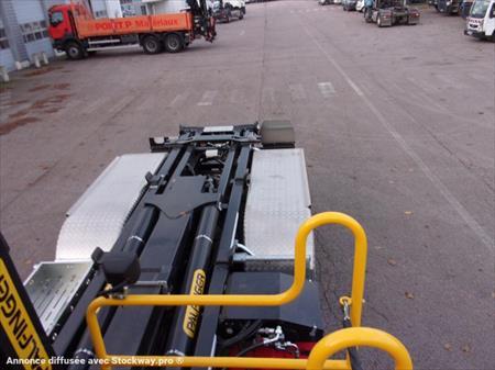 Camion ptac 3 5 t benne amovible bras renault for Garage renault st etienne du rouvray