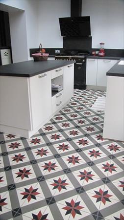 Carreaux de ciment floorilege 67 50000 saint l manche basse normand - Carreaux ciment occasion ...