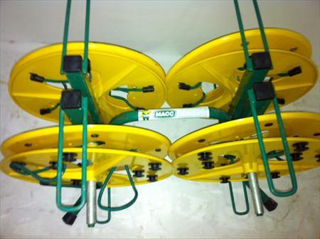 Derouleur de cables devimac de macc macc 120 56100 - Derouleur de cable ...