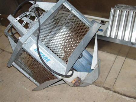 Hotte aspirante inox moteur ext rieur 590 80170 for Hotte aspirante moteur exterieur