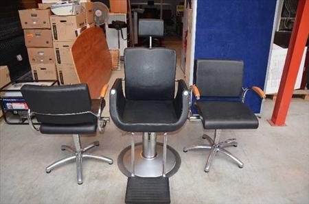 Materiel et mobilier de salon de coiffure 6140 fontaine l 39 eveque nord pas de calais - Mobilier salon de coiffure occasion ...