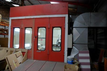 cabine de peinture saico saico 6000 47550 boe lot et garonne aquitaine annonces achat. Black Bedroom Furniture Sets. Home Design Ideas