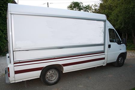 camion magasin citroen jumper 10000 25190 saint. Black Bedroom Furniture Sets. Home Design Ideas