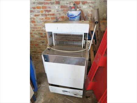 Machine couper le pain 60 merbes le chateau - Machine a couper le pain professionnel ...