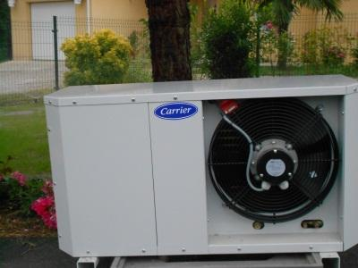 Groupe Froid Carrier Carrier Quietis 10 2400 40180