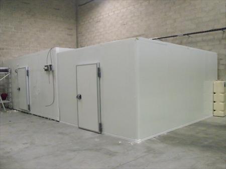 Chambres froides froid n gatif en haute normandie occasion ou destockage toutes les annonces - Chambres froides occasion ...
