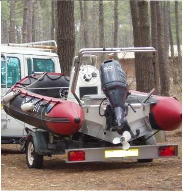 Reparation bateau pneumatique semi rigide