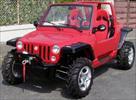 BUGGY 800CC JEEP800 4X2 CEE MODÉLE 2012