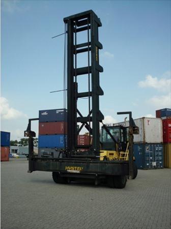 Chariot porte conteneur hyster 77000 for Porte conteneur