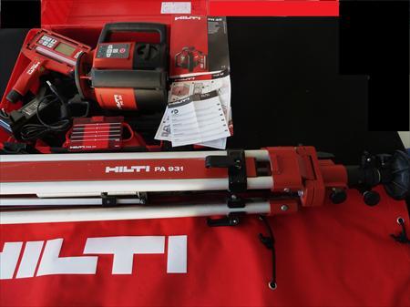 Perforateur hilti laser rotatif pr 35 coffret hilti - Laser rotatif hilti ...