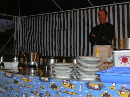 Cuisiniers domicile en france belgique pays bas for Cuisinier occasion