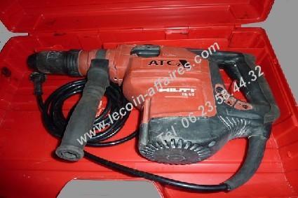 Perforateur burineur hilti hilti 495 02540 la haute epine 02540 ais - Perforateur burineur hilti prix ...