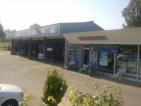 Entreprises commerces locaux entrepots terrains en for Garage auto merignac