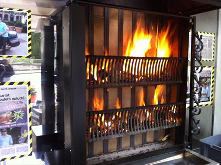 rotisserie au feu de bois la maison poulaga 69001 lyon rhone rhone alpes annonces achat. Black Bedroom Furniture Sets. Home Design Ideas