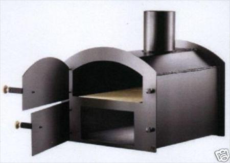 four a pizza au feu de bois sur mesure 399 57000. Black Bedroom Furniture Sets. Home Design Ideas