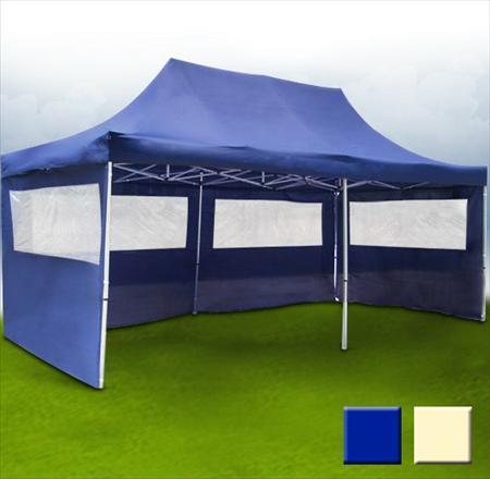 Barnum tonnelle 3 x 6 bleu www tplm biz paiement en 2 ou - Cenadores carrefour ...