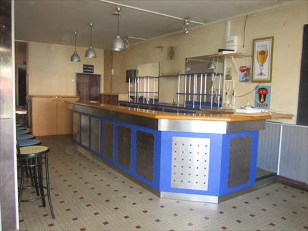 Comptoir bar frigo 4000 31860 labarthe haute for Comptoir de la forme la garde