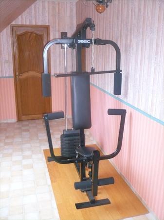 banc de musculation occasion maroc