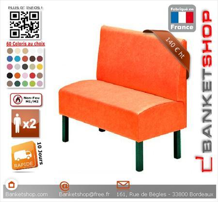 banquette restaurant brasserie cuisine snack f banketshop atelier 161 140 75000. Black Bedroom Furniture Sets. Home Design Ideas