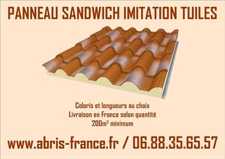 panneau sandwich toiture: à 14 €   64000 : pau pyrénées