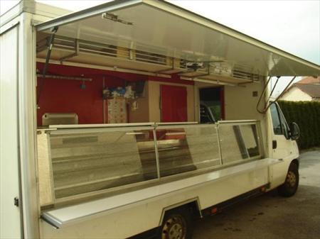 Camions boucherie charcuterie traiteur tourn es en france for Camion magasin occasion belgique