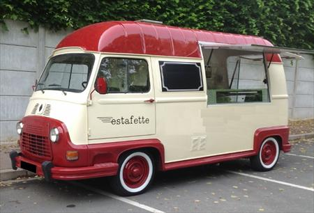 renault estafette food truck restauration renault 59000 lille nord nord pas de calais. Black Bedroom Furniture Sets. Home Design Ideas
