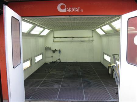 cabine de peinture garmat 4000 liege nord pas de calais annonces achat vente mat riel. Black Bedroom Furniture Sets. Home Design Ideas
