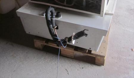 Evaporateur plafonnier pour chambre froide gea 1250 - Chambre froide d occasion belgique ...