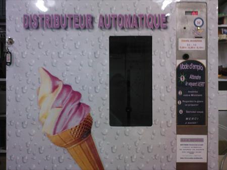 distributeur automatique de glaces a l 39 italienne 2600. Black Bedroom Furniture Sets. Home Design Ideas