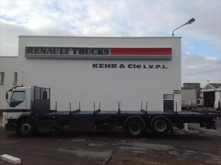 camion ptac 3 5t porte fers renault premium 14000 51301 vitry le francois marne. Black Bedroom Furniture Sets. Home Design Ideas