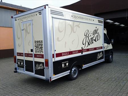 food truck camion restaurant quip neuf 33000. Black Bedroom Furniture Sets. Home Design Ideas