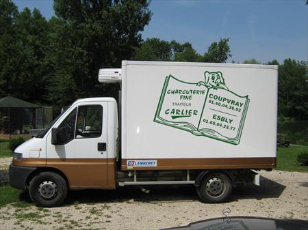 camion vl frigorifique peugeot boxer 10500 77440 congis sur therouanne seine et marne. Black Bedroom Furniture Sets. Home Design Ideas