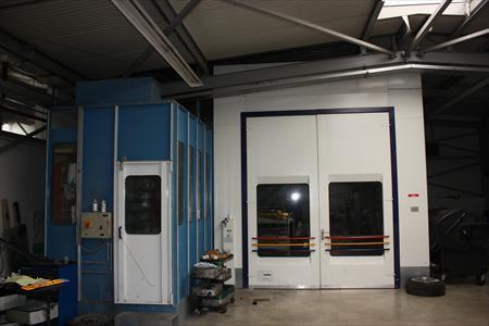 cabines de peinture en france belgique pays bas. Black Bedroom Furniture Sets. Home Design Ideas