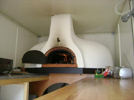 Remorque Pizza Feu De Bois Walt 224 20000 6760