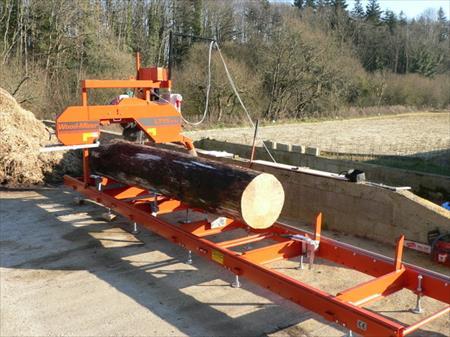 Scierie Mobile 15 Wood Mizer à 5931 62560 Fauquembergues Pas