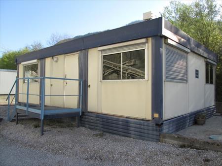 Ensemble bungalow de 54m d 39 occasion algeco 140 74000 annecy haute savoie rhone alpes - Bungalow bureau occasion ...