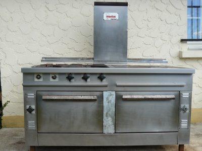 Piano de cuisine morice 1300 33220 ste foy la for Piano de cuisine professionnel