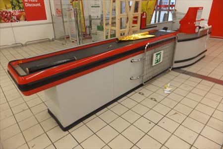 sorties de caisse lignes de caisses check out en france, belgique