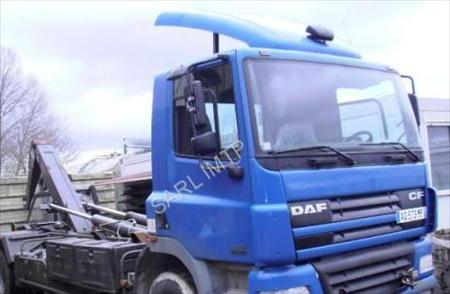 camion ptac 3 5 t benne amovible bras daf 89190 pont sur vanne yonne. Black Bedroom Furniture Sets. Home Design Ideas