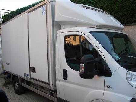 a vendre camion frigorifique fiat ducato 32000 77260 sept sorts seine et marne ile de. Black Bedroom Furniture Sets. Home Design Ideas