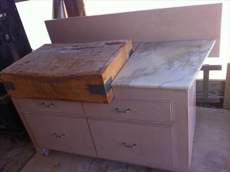 free meuble billot boucherie with billot de boucher pas cher. Black Bedroom Furniture Sets. Home Design Ideas