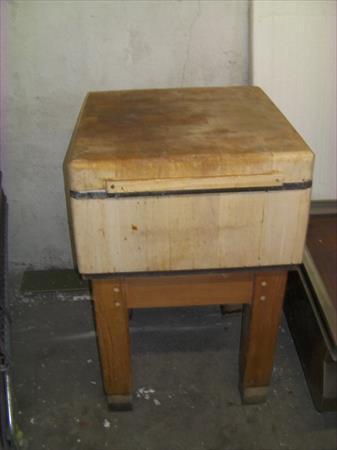 billot bois with billot de boucher pas cher. Black Bedroom Furniture Sets. Home Design Ideas