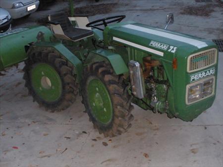 mini tracteur 4rm ferrari 4800 81990 puygouzon tarn midi pyrenees annonces achat. Black Bedroom Furniture Sets. Home Design Ideas