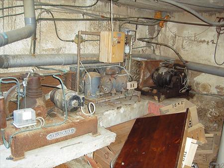 Compresseur chambre froide 600 83600 frejus var for Chambre de refroidissement rapide