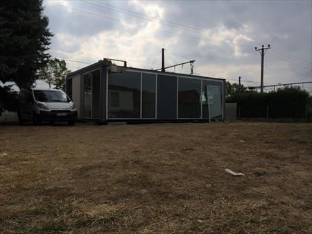 bungalow bureaux 51 m2 algeco 7500 31120 portet sur garonne haute garonne midi pyrenees. Black Bedroom Furniture Sets. Home Design Ideas