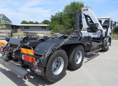 camion ptac 3 5 t benne amovible bras renault premium 49900 33524 bruges. Black Bedroom Furniture Sets. Home Design Ideas