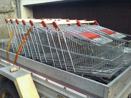 12 caddies de supermarche 400 14000 caen calvados basse normandie annonces achat. Black Bedroom Furniture Sets. Home Design Ideas