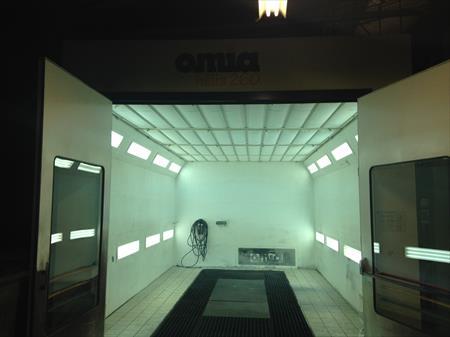 cabine peinture automobile omia h lia 260 15000 44400 reze loire atlantique pays de la. Black Bedroom Furniture Sets. Home Design Ideas